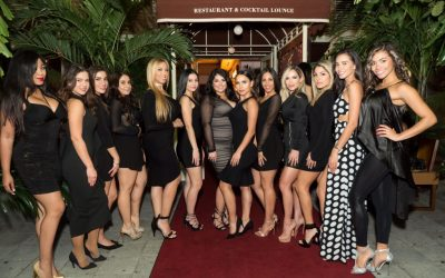 Miami Model Citizens Mixer At Marion in Miami's Mary Brickell Village