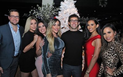 Miami Model Citizens Santa Cause Toy Drive STK South Beach